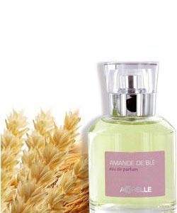 wheat-almond-økologisk-parfume